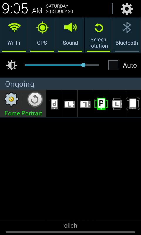 Rotation Control Lite 1 1 3 APK Download - Android Tools Apps