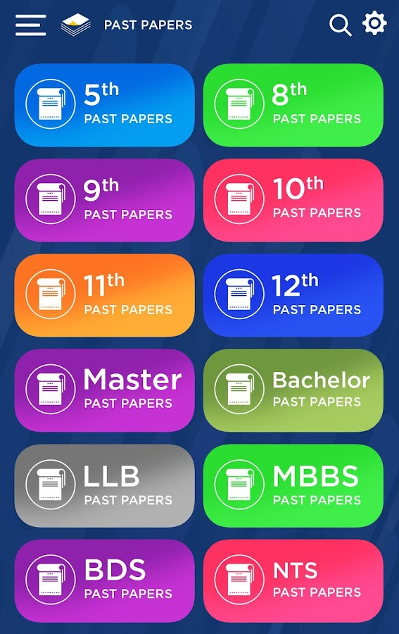 past papers ilmkidunya com 2 1 apk download android education apps
