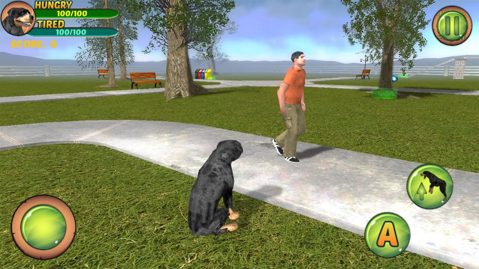 Rottweiler Dog Life Simulator 1 321 APK Download - Android