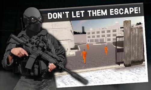 Prison Break: Sniper Duty 3D 1.0.7 screenshot 1