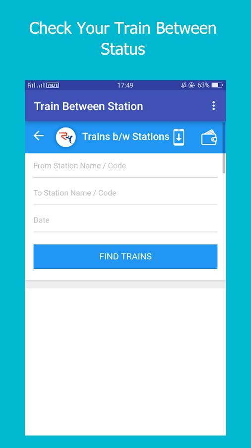 Rail Yatra-Live Train Status,PNR Status,Rail Info 1 1 APK Download