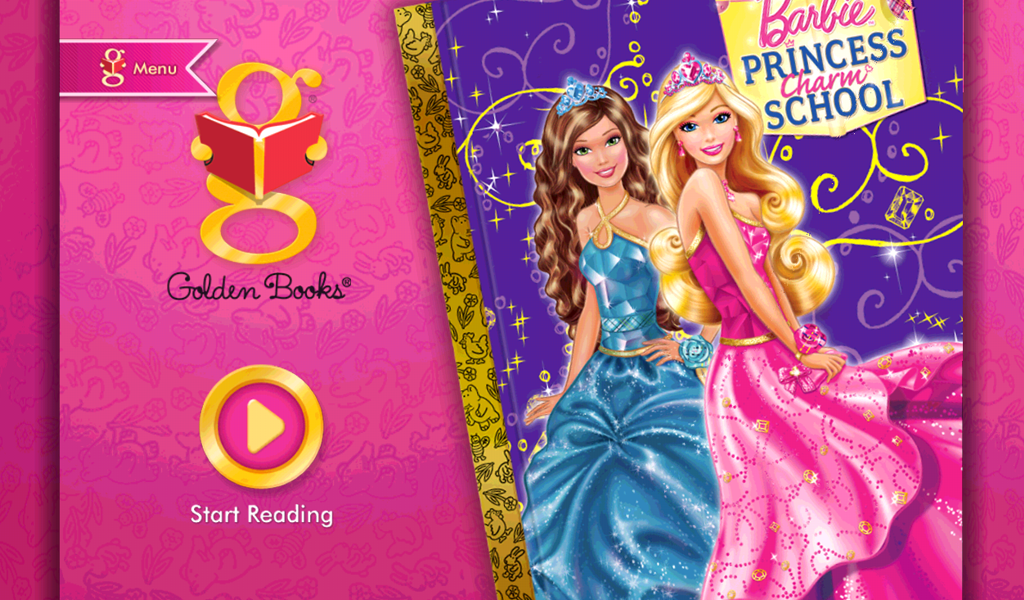 ... Barbie Princess Charm School 1.0 screenshot 5 ...