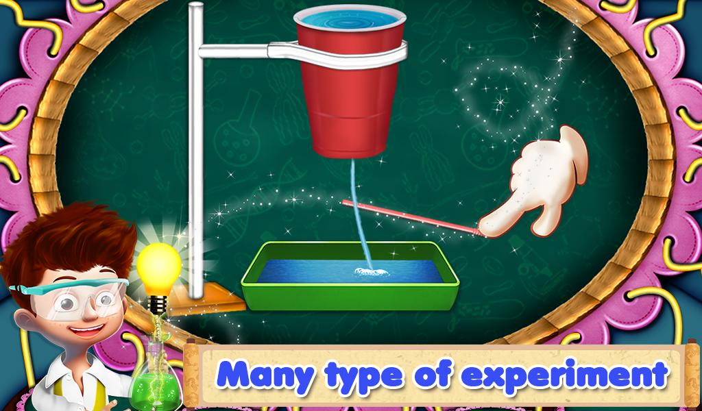 Easy Science Experiment Fair 1 0 3 APK Download Android