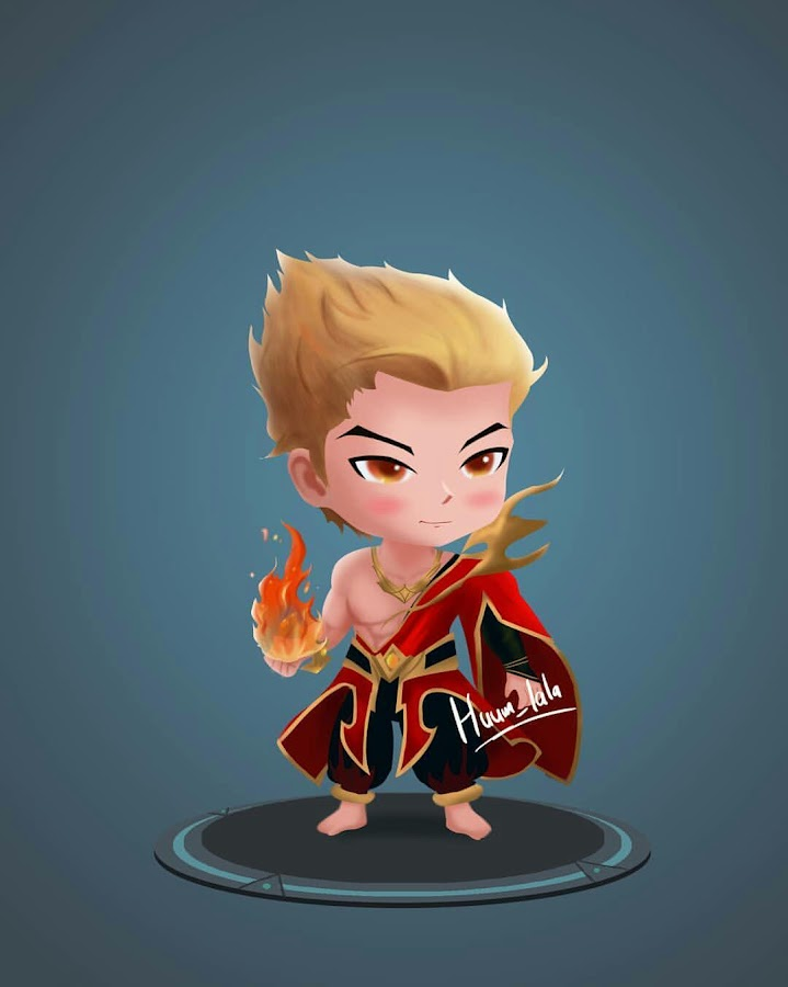 Mobile Legend Wallpaper Mini Hero 10 Apk Download Android