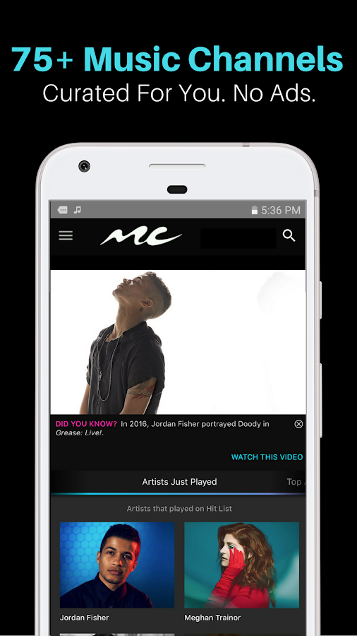 Music Choice: TV Music Channels On The Go 6 1 001 APK Download