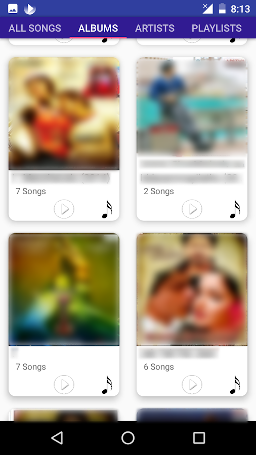 Music Player 7 Pro 1 0 APK Download - Android Music & Audio Apps