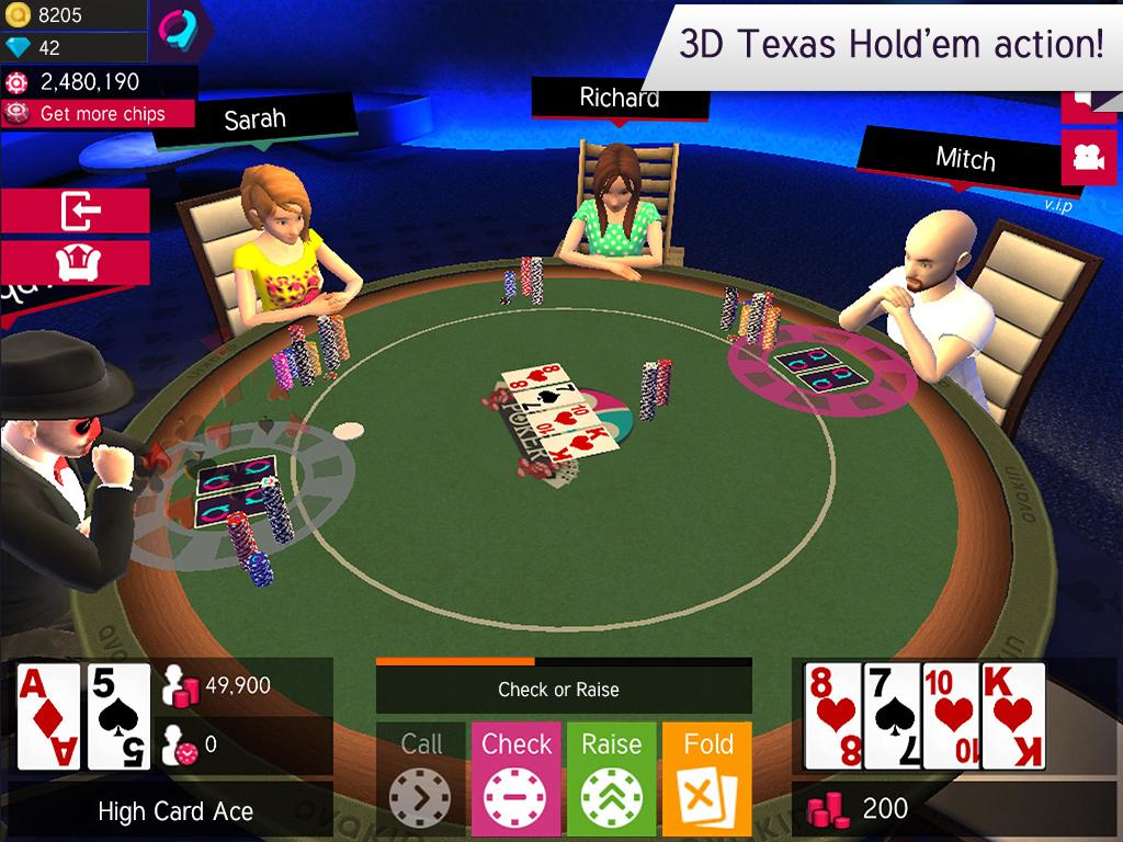 Avakin Poker - 3D Social Club 2 003 005 APK Download - Android
