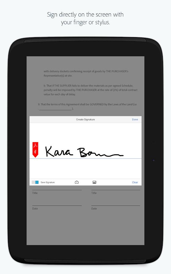 Adobe acrobat reader apk download android productivity apps adobe acrobat reader screenshot 11 fandeluxe Choice Image