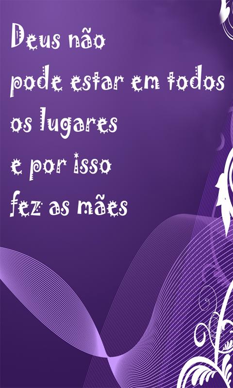Frases De Feliz Dia Das Mães 16727 Apk Download Android
