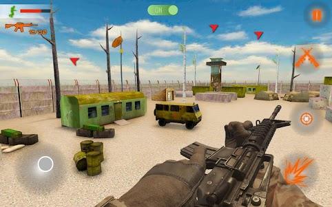 Counter Terrorist Frontline Mission: FPS Shooter 2.2.1 screenshot 2