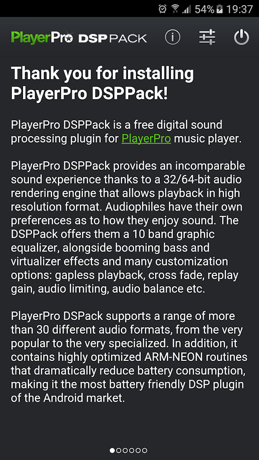 dsp manager apkpure
