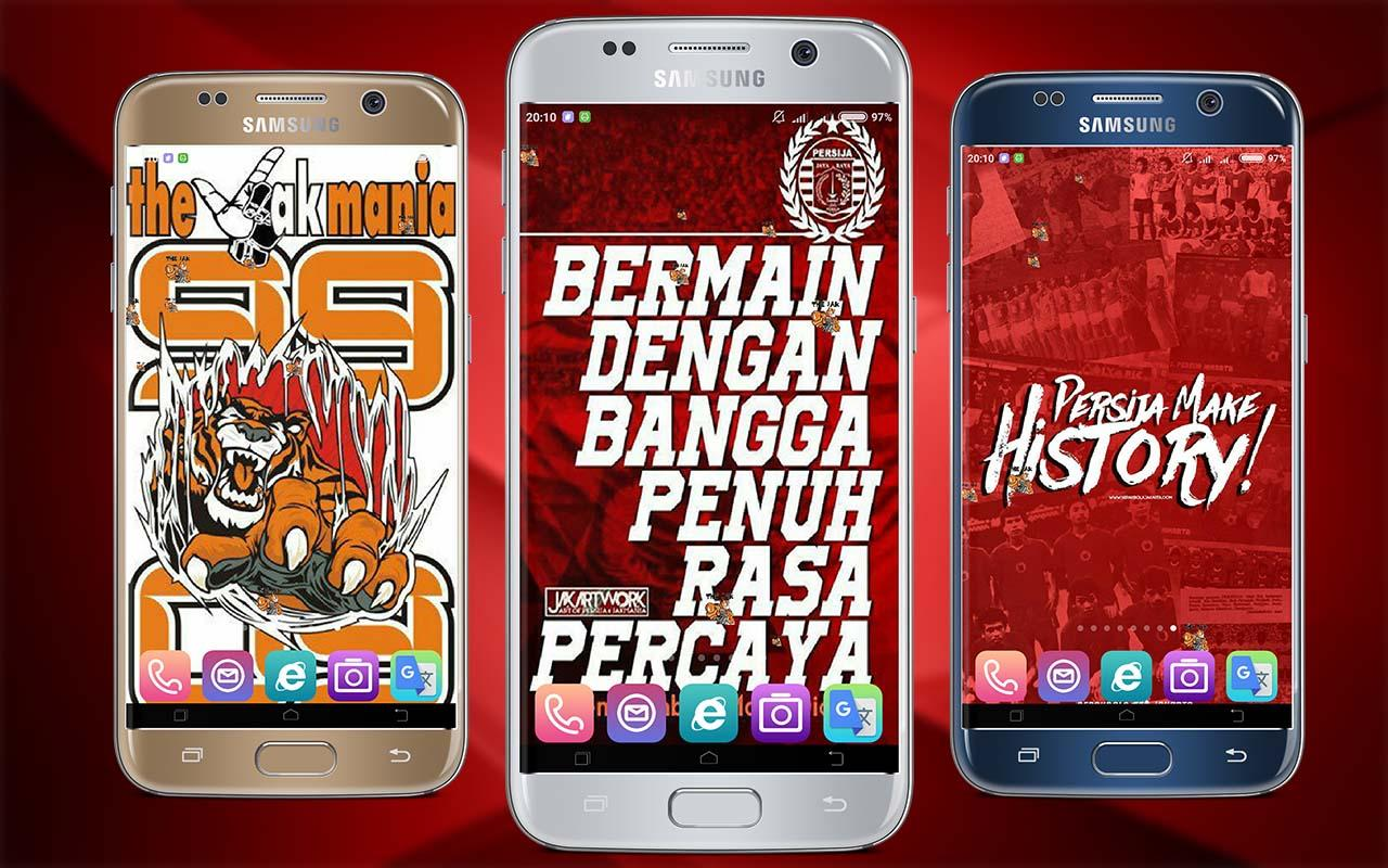 Wallpaper The Jakmania Bergerak 1 1 Apk Download Android