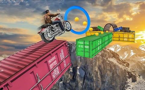 Tricky Bike Crazy Stunt Rider 1.0 screenshot 1