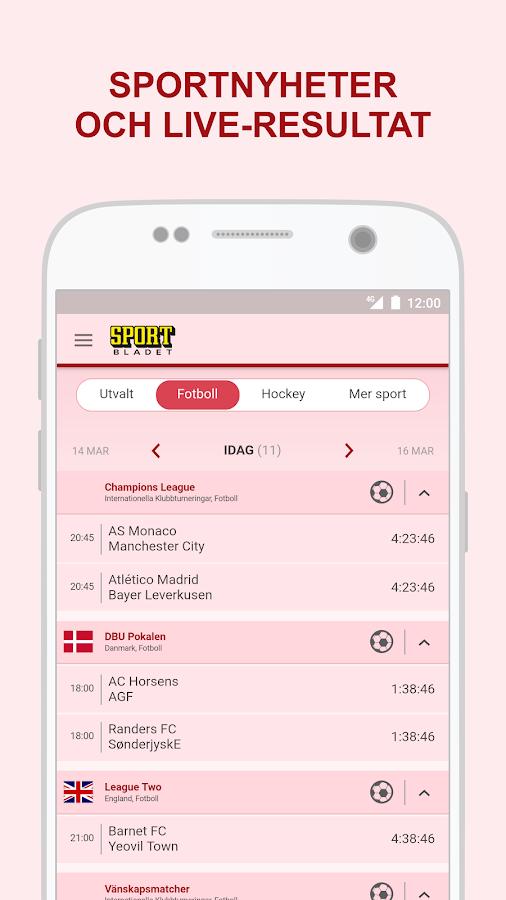 ... Sportbladet – Fotboll c5db03ca1297f