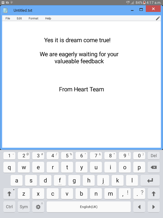 Real Notepad : Notebook 3 7 APK Download - Android Tools Apps