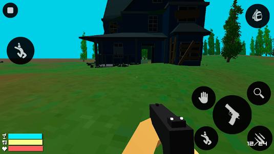 Pixel Hunter: Apocalypse 2 4 screenshot 5