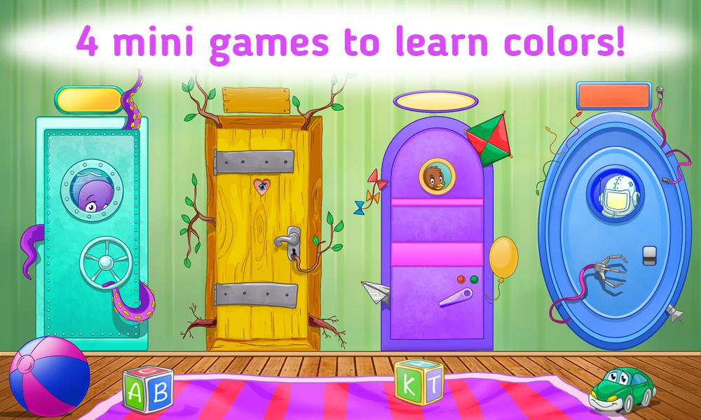 Learn Colors for Toddlers - Kids Educational Game 1.1.17 APK ...