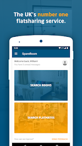 SpareRoom UK — Room & Flatmate Finder 2.16.1.1540-uk screenshot 1
