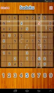 Sudoku Deluxe - Free Sudoku 1.0 screenshot 5
