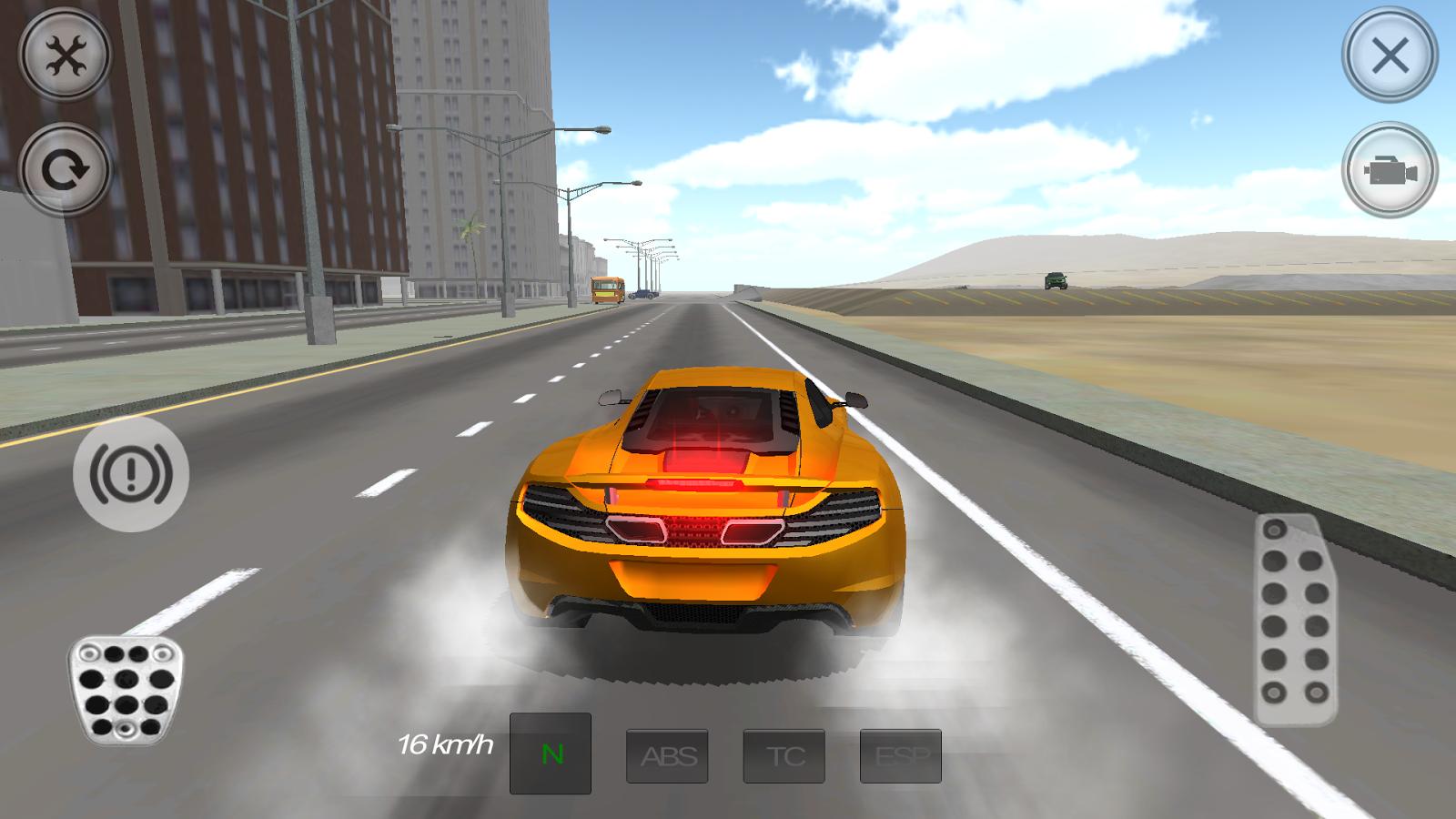 City Road Super Car 1 1 Apk Download Android Racing Games