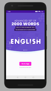 2000 English Words #2KEnglishWords #2KEnglish 1.2 screenshot 1