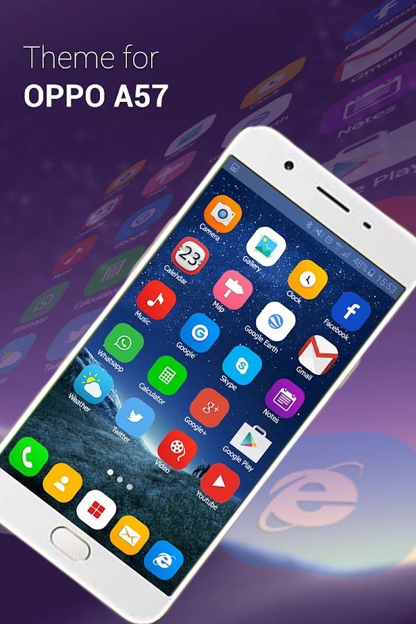 Theme and Launcher for Oppo A57 1 0 APK Download - Android