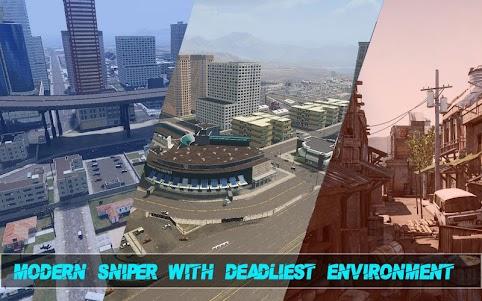 Modern Action Commando Fps : Mountain Sniper Shoot 1.0.1 screenshot 4