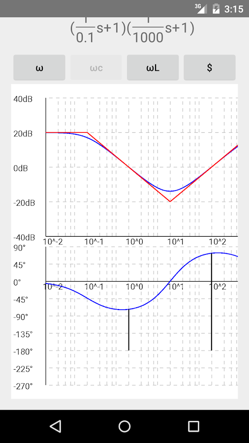 Bode Plot 4 4 APK Download - Android Education Apps