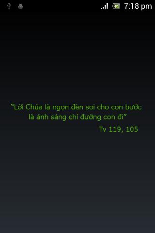 5 Phút Lời Chúa 1.0.8 screenshot 1 ...