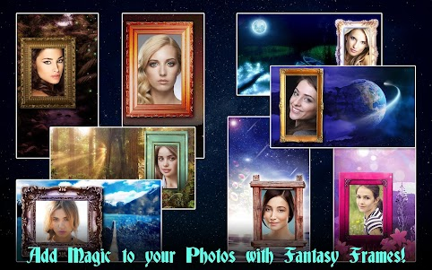 Fantasy Frames for Photos 1.0 screenshot 4