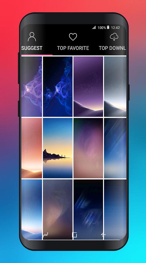Galaxy S8 Wallpapers HD & Theme 4K 1.6 screenshot 1 ...