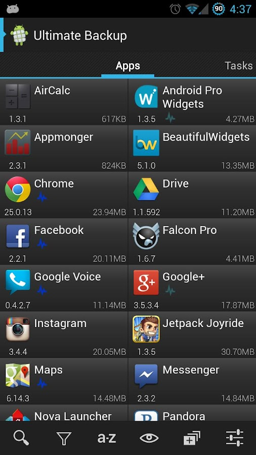 Ultimate Backup 3 1 4 0 APK Download - Android Productivity Apps