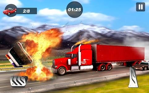 Modern Auto Theft 3D 3.6 screenshot 1