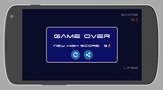 Asteroid Defense 1.0.0 screenshot 3