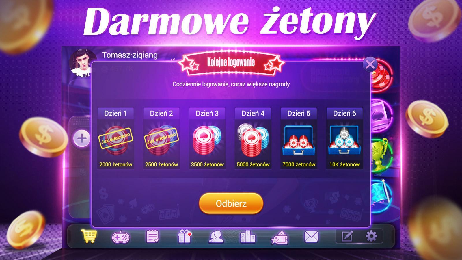 Poker Texas Polski 6 2 1 Apk Download Android Card Games