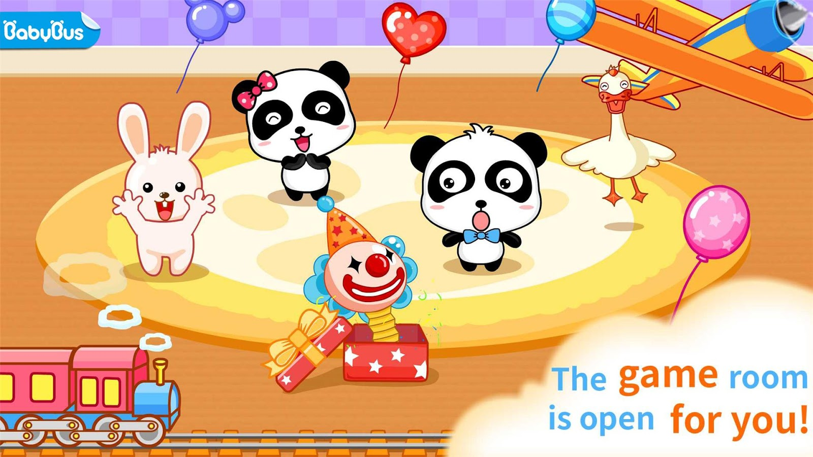 Baby Panda Kindergarten 8301000 Apk Download Android