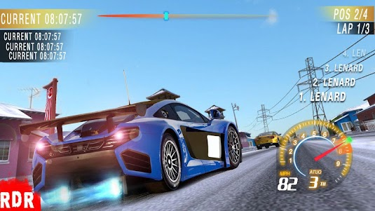 Racing Driver Speed 1.2 screenshot 3