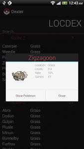 Pokedex - Dexter 2.6.1 screenshot 2