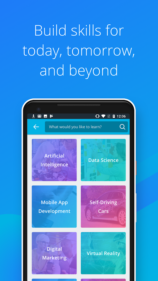 Udacity - Lifelong Learning 5 1 1 APK Download - Android Education Apps