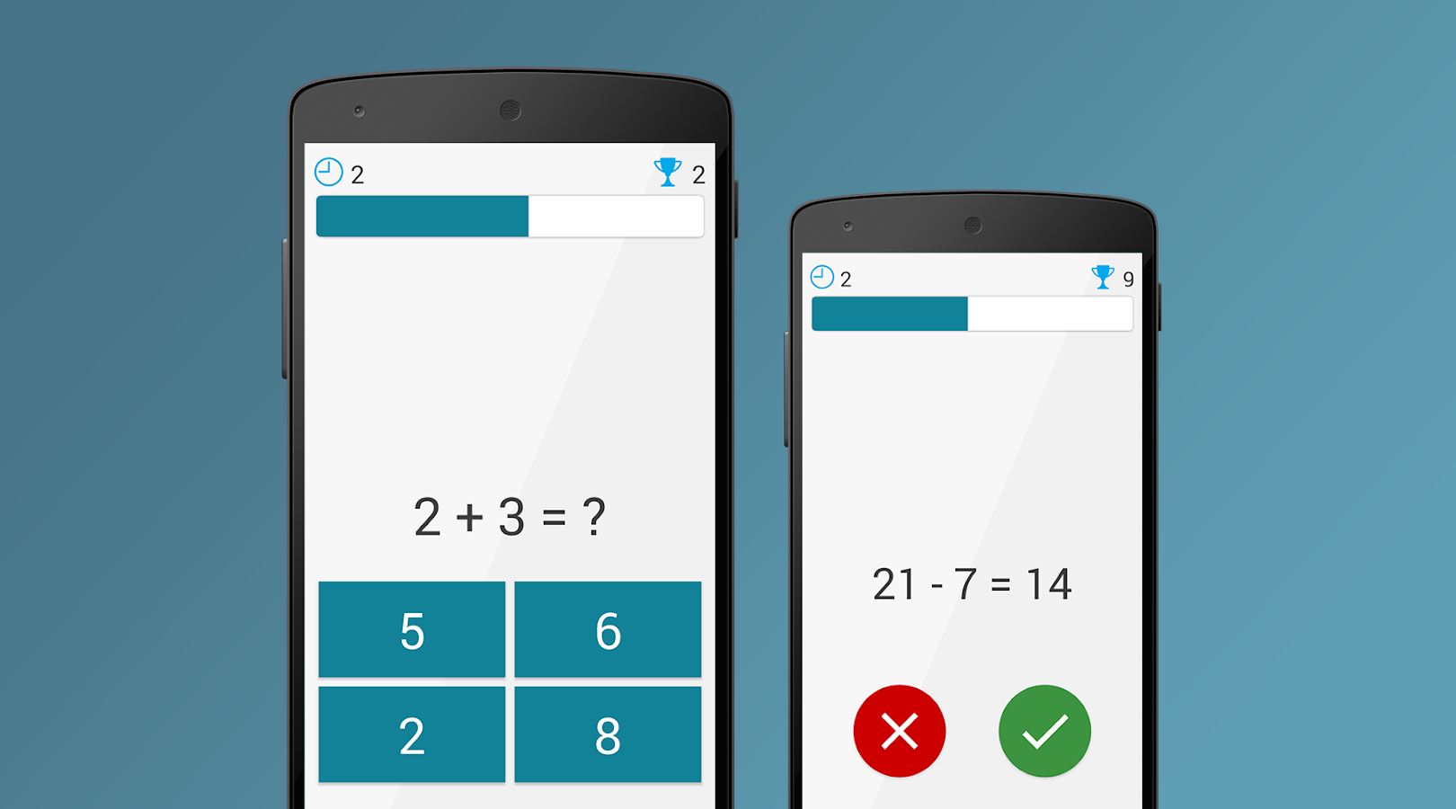 Quick Brain Mathematics - Exercises for the brain 2.2.1 APK Download ...