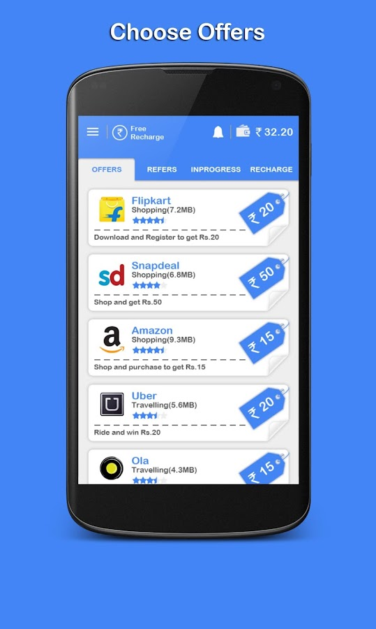 iCash Free Recharge 1 1 6 APK Download - Android