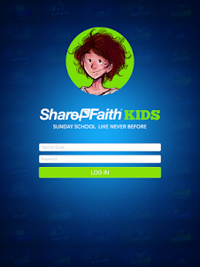 Sharefaith Kids 2.2.0 screenshot 2