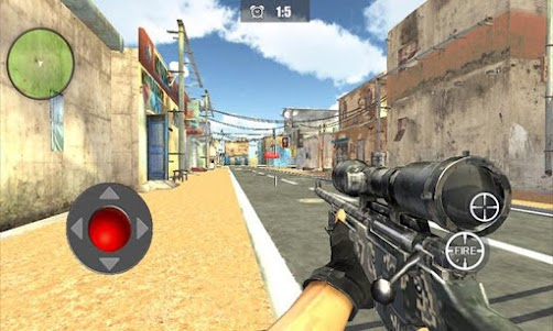 SWAT Shooter Killer 1.0.5 screenshot 5