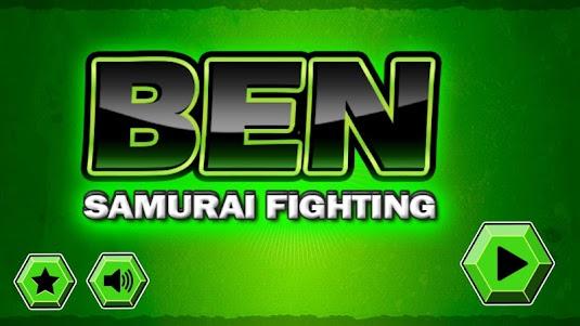 Ben Samurai - Ultimate Alien 1.0 screenshot 1