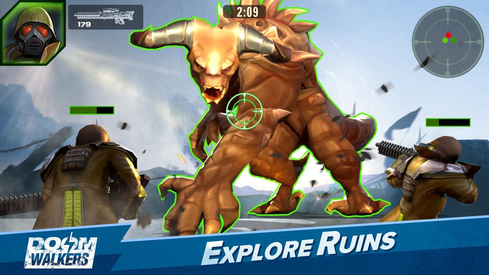 Doomwalker - Wasteland Survivors 5 7 APK Download - Android