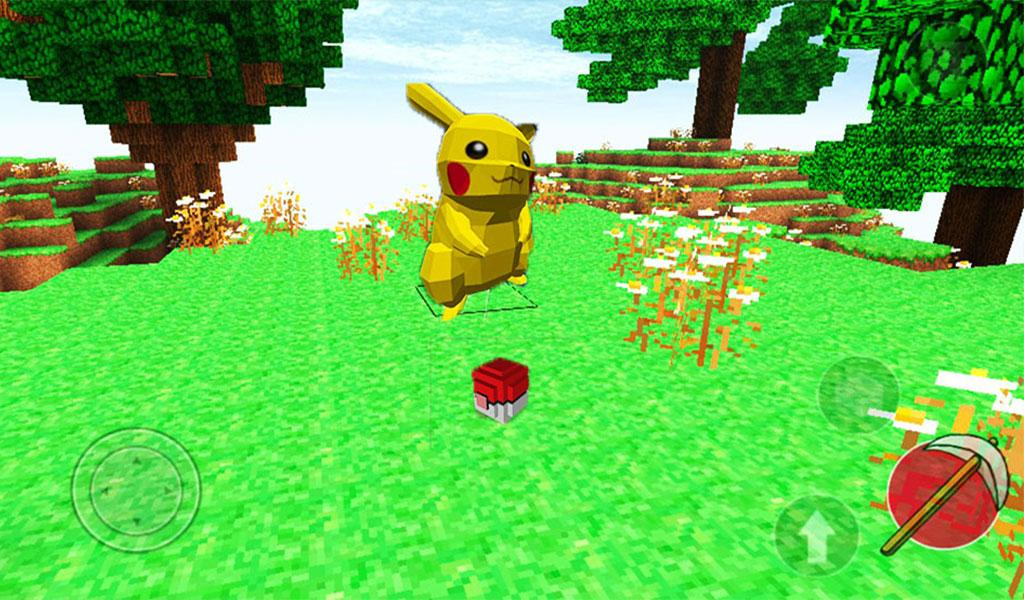 Pixelmon craft for android 3 0 4 APK Download - Android