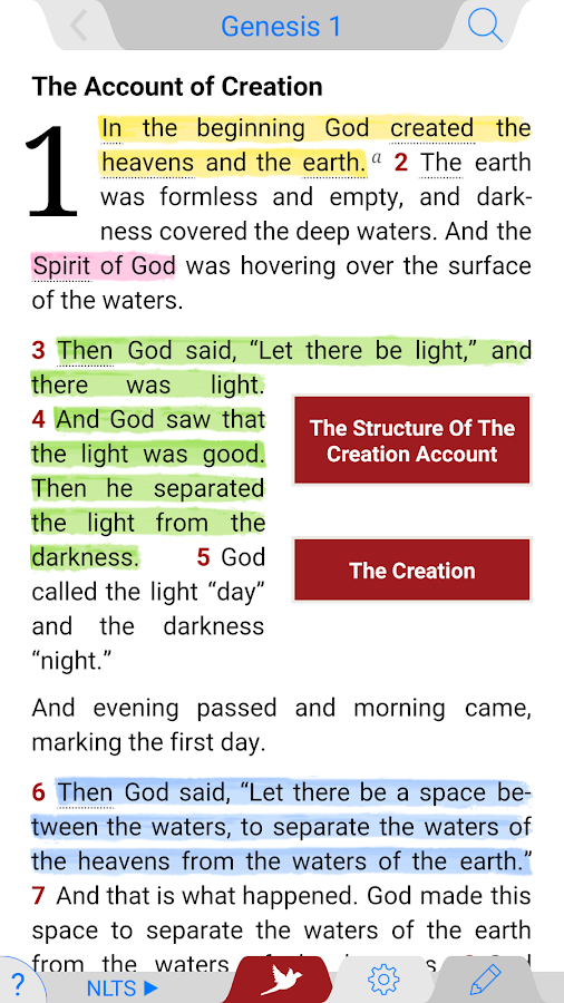 NLT Study Bible 7 15 7 APK Download - Android Books