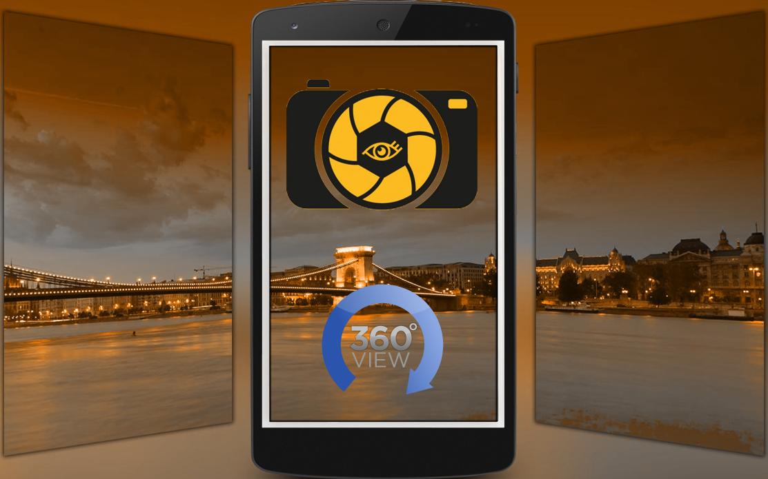 ... 360 Degrees Panorama Camera 1.10 screenshot 3 ...