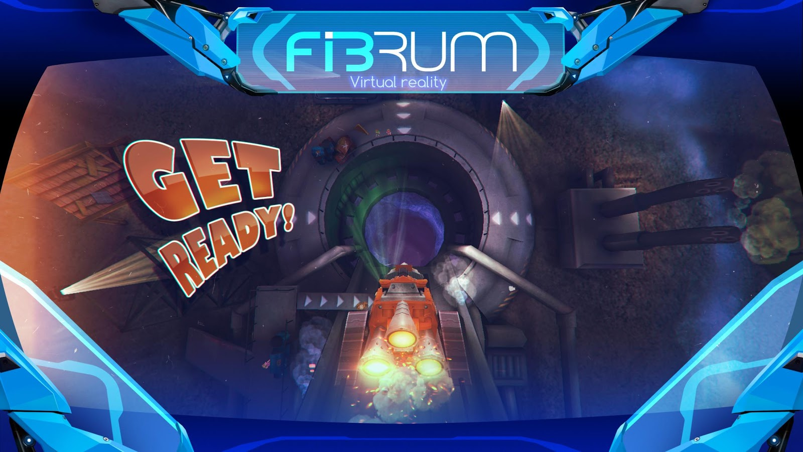To the Earth's core! VR game 1 32 APK + OBB (Data File) Download