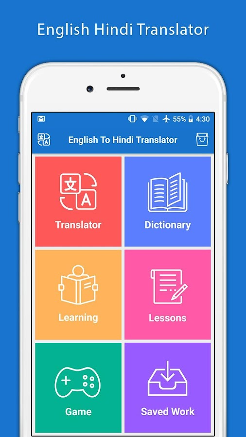 hindi translator application download